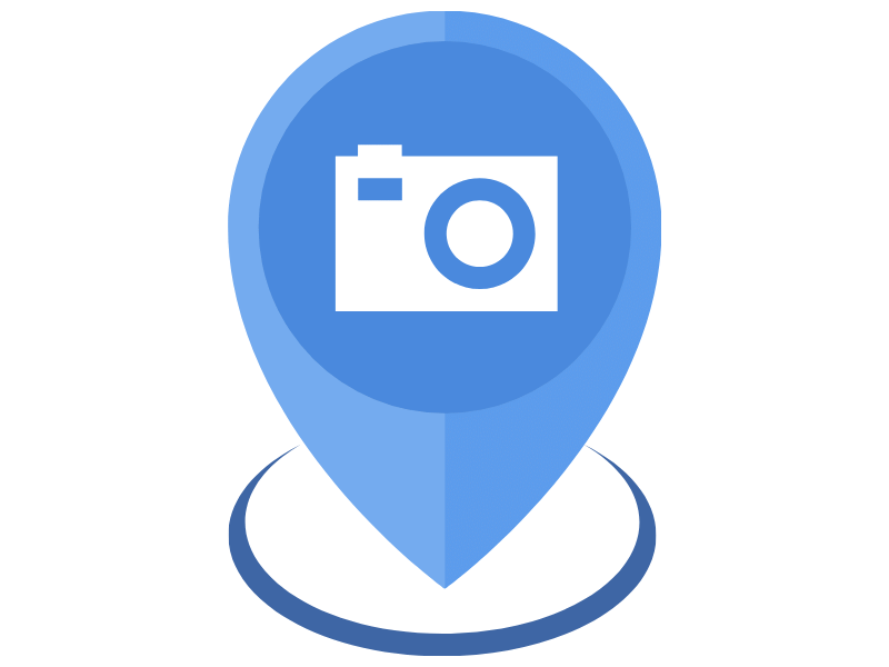 geotagging icon